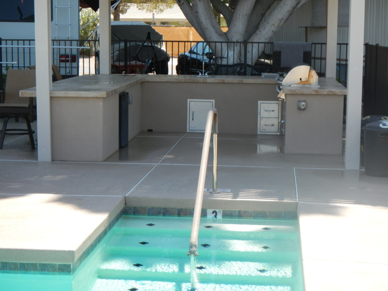 Pool Handrails Amp Custom Steps Artesian Pools Amp Spas