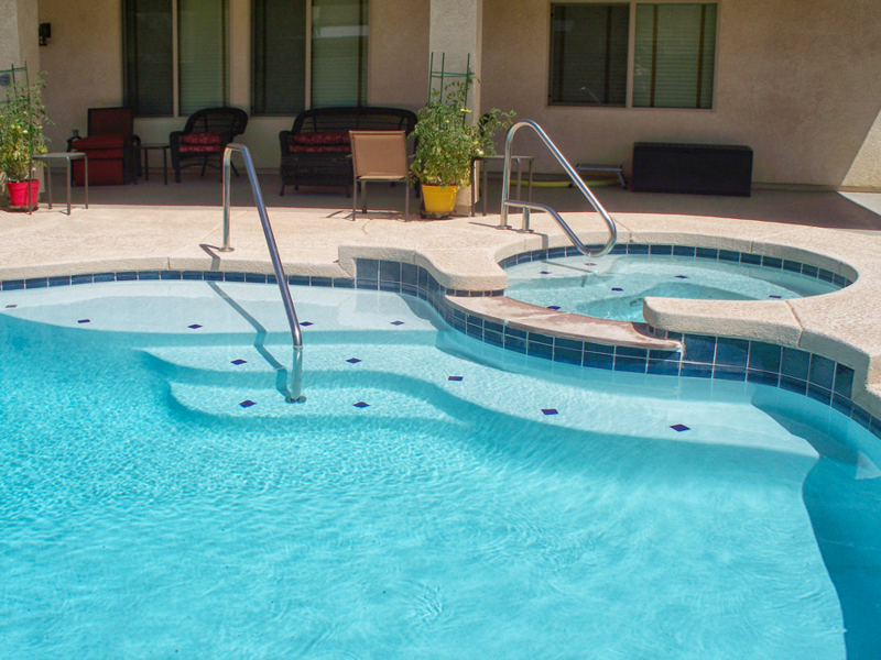 Sophisticated Pool Handrails For Your Home Design 2018